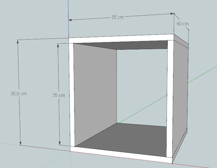 Libreria legno fai da te modulare mobili fai da te - Copritermosifoni in legno fai da te ...